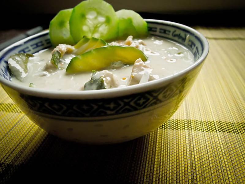 Green Curry Tajska Kuchnia Jest Prosta One More Thaitajska