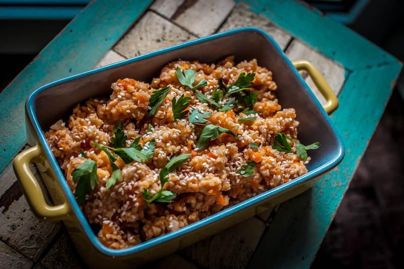 Mamalyga_kasza jaglana z warzywami korzennymi-4